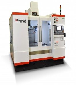 MC Milling Diamond Cut Series VMC Model DV-1000