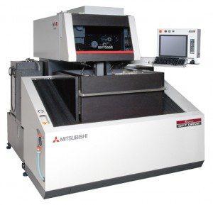 Mitsubishi Wire EDM Machine Model MV1200R