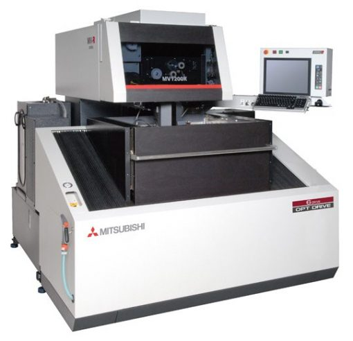 Mitsubishi Wire EDM Machine Model MV1200R