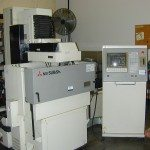 Used Wire EDM Machine - Mitsubishi Model CX-20