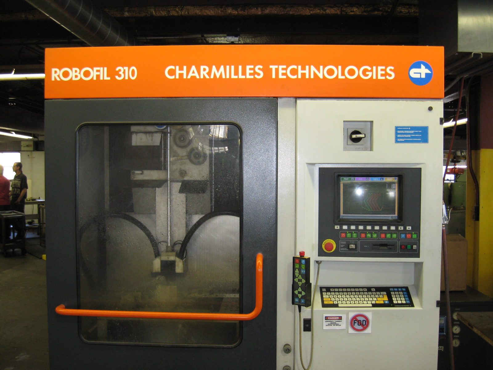 Used EDM Machine - Charmilles 310