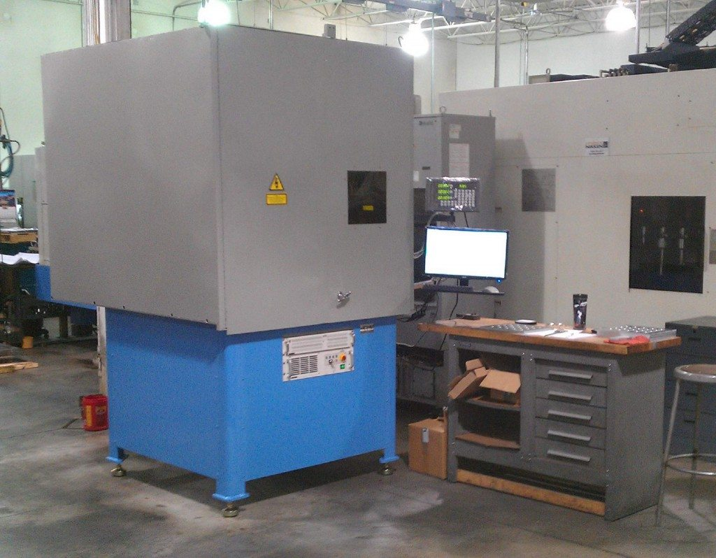 Laser Marking Workstation