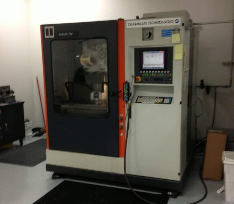 SOLD: Used Wire EDM Machine – 1996 Charmilles Robofil 290