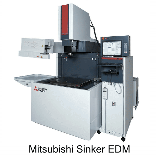 Mitsubishi Sinker EDM