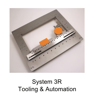 System 3R Tooling Demo Products