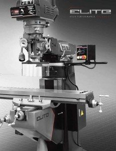 JET Elite Milling Machines