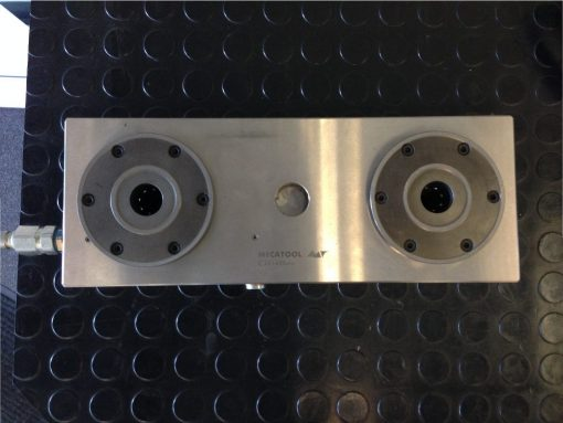 System 3R Delphin 2 Chuck Plate HSP C261450