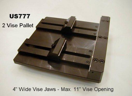 System 3R Dynafix Vise US777