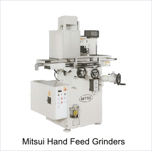 Mitsui Hand Feed Grinders