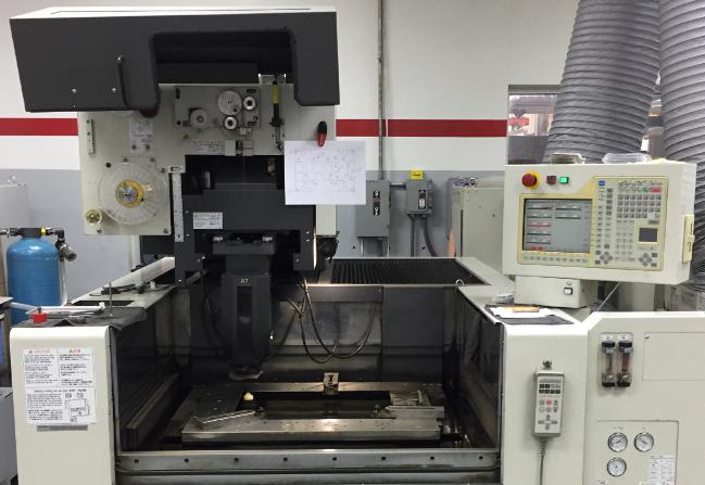 2005 Mitsubishi FA20S Wire EDM For Sale