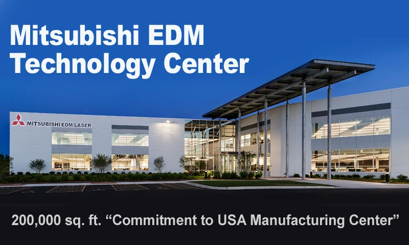 Mitsubishi EDM Technology Center