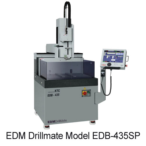 EDM Drillmate Model EDB-435SP
