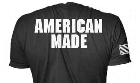 American Made Tee