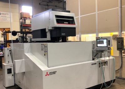 2019 Mitsubishi MV4800 Wire EDM Machine