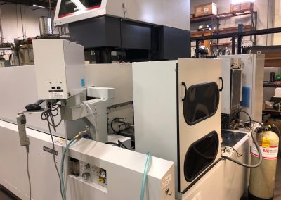 2019 Mitsubishi MV4800 Wire EDM Machine 2