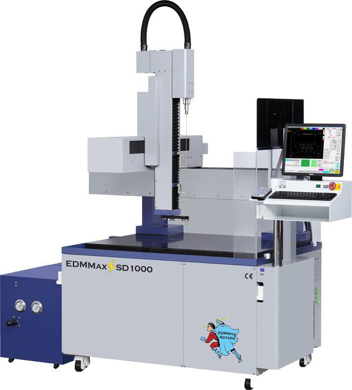 EDMMAX SD-1000 CNC EDM DRILL