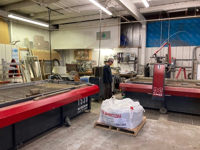 An OMAX WaterJet Success Story