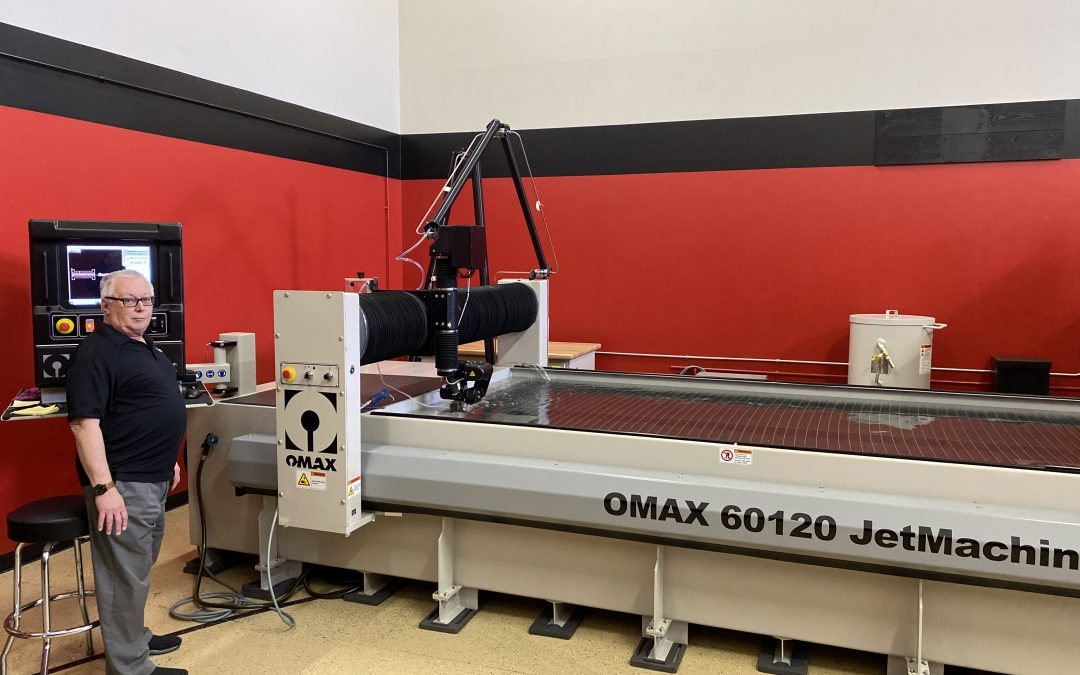 Call Innovate Technologies, Inc. Today For Your OMAX WaterJet Demo & Test Cut!